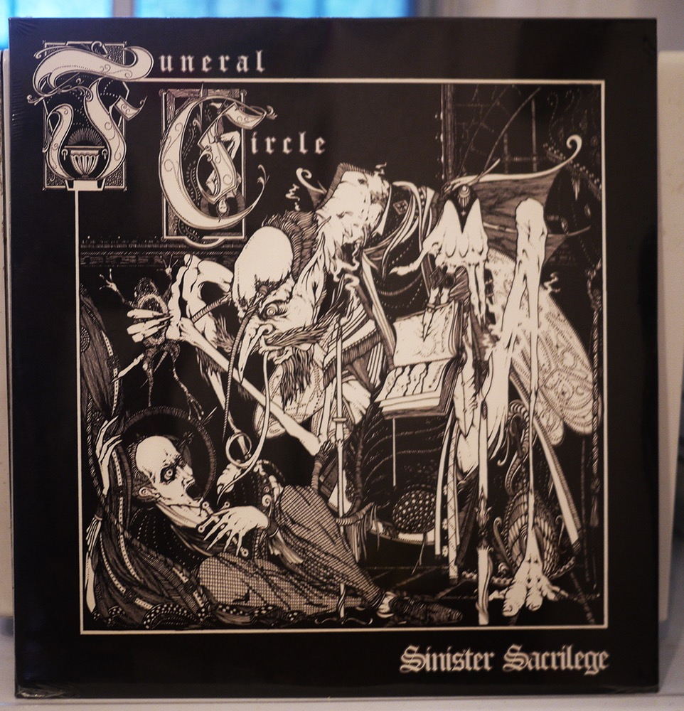Funeral Circle - Sinister Sacrilege