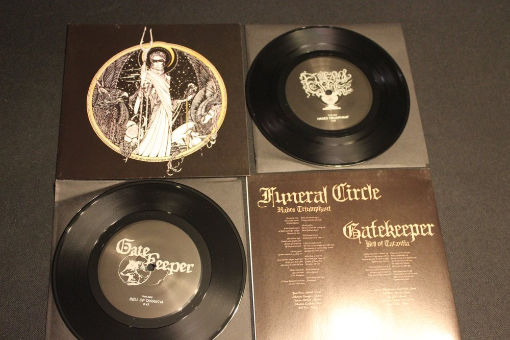 Funeral Circle / Gatekeeper - Split