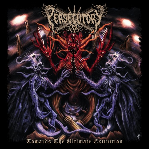 PERSECUTORY - Towards The Ultimate Extinction  (Digipak)
