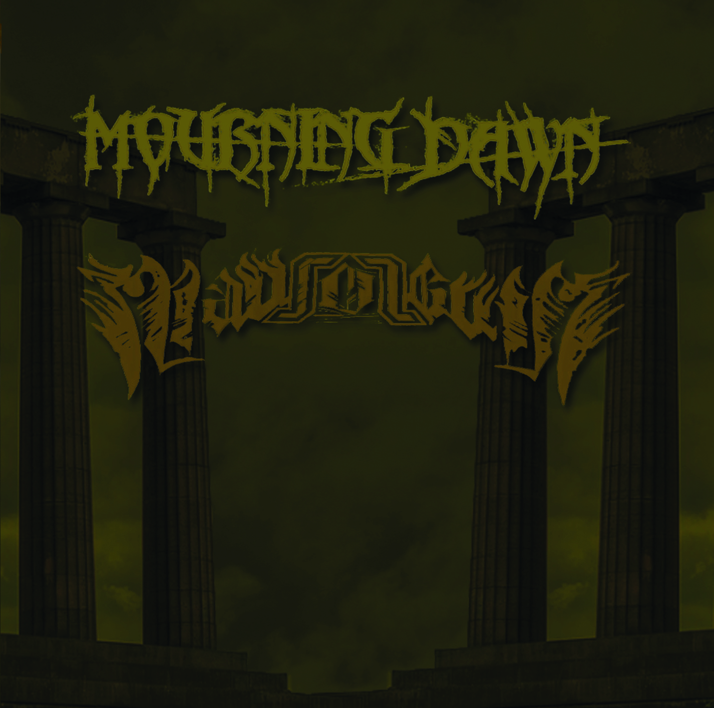 Mourning Dawn / Mausoleum - Split