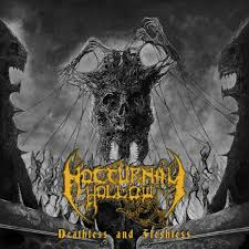 Nocturnal Hollow - Deathless And Fleshless / Demonical Euphony