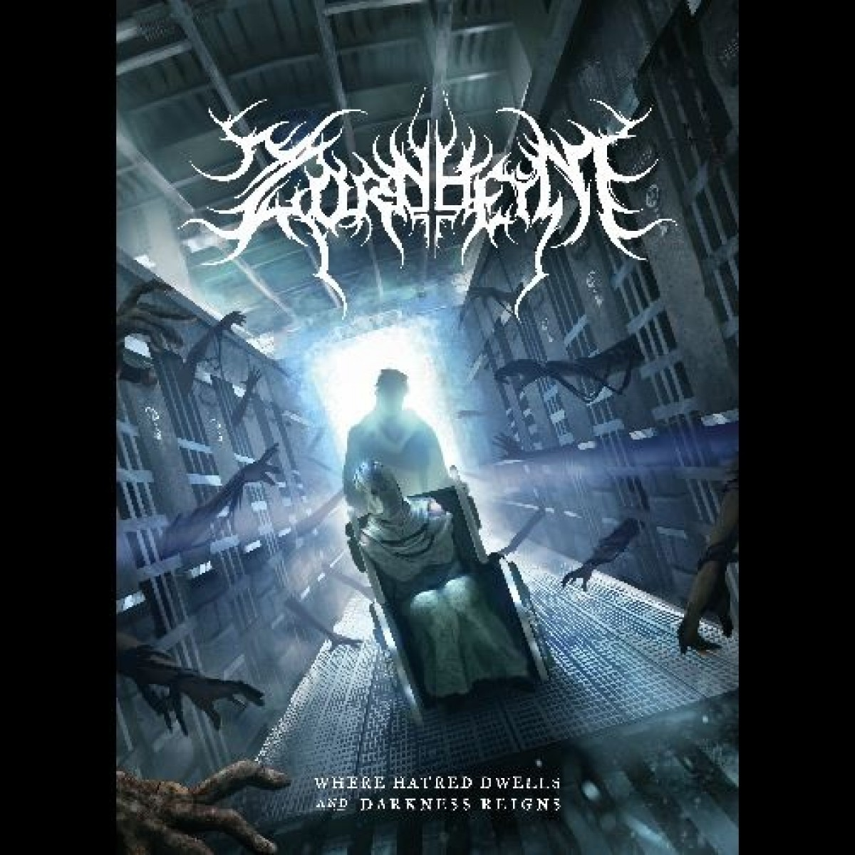 Zornheim - Where Hatred Dwells and Darkness Reigns  (A5 Digipak)