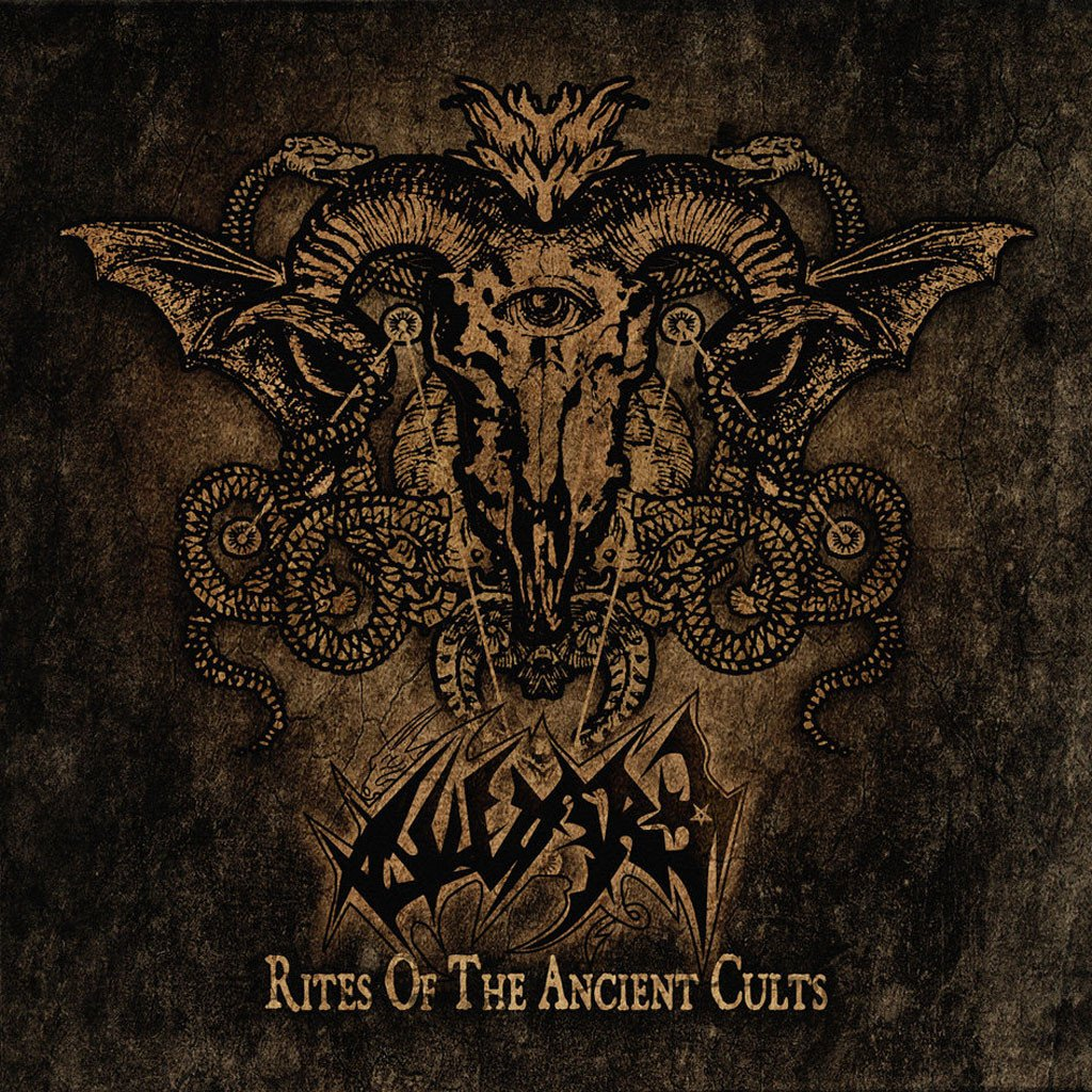 Luvart - Rites Of The Ancient Cults