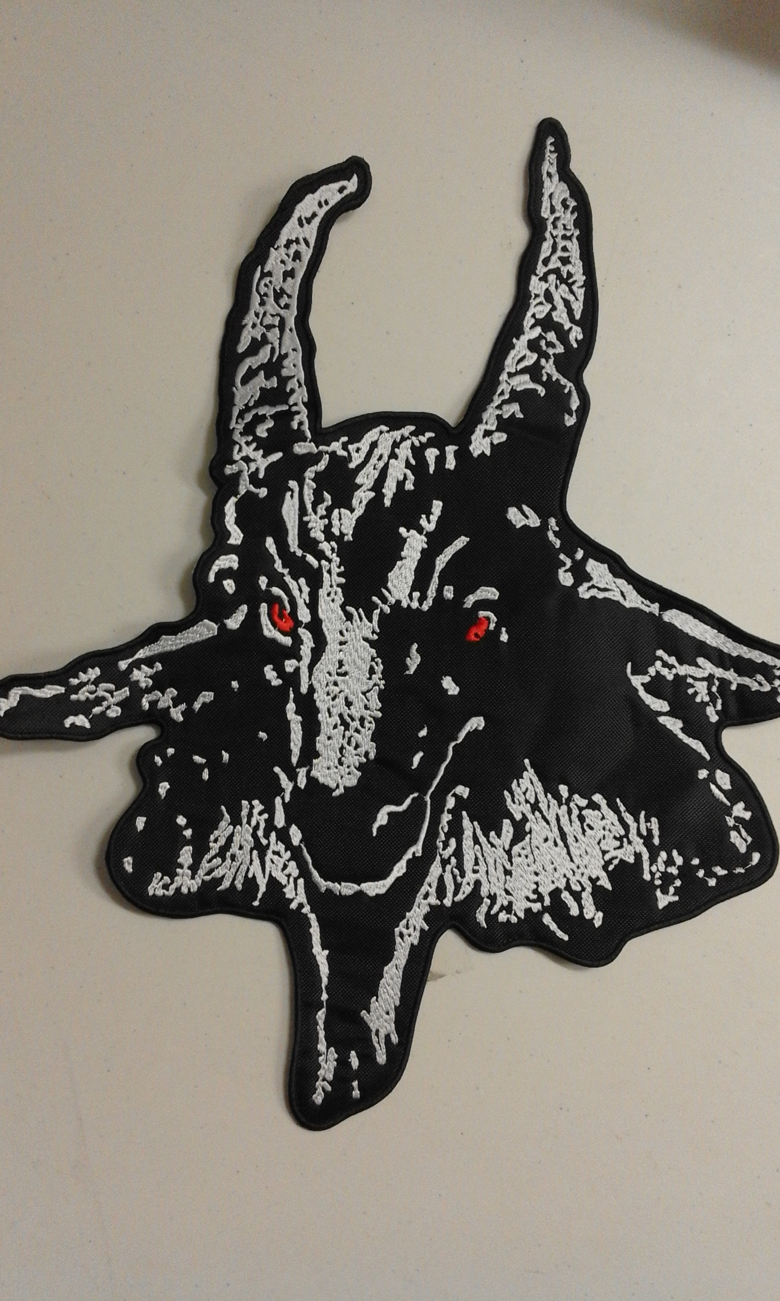 Bathory - Goat   (Backpatch)