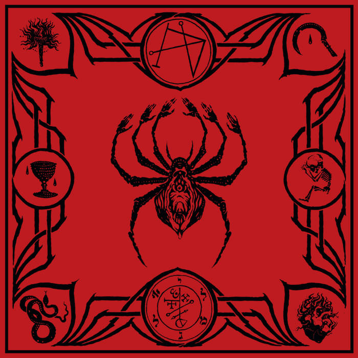LVTHN - The Spider Goddess  (Lim. 150 !!)