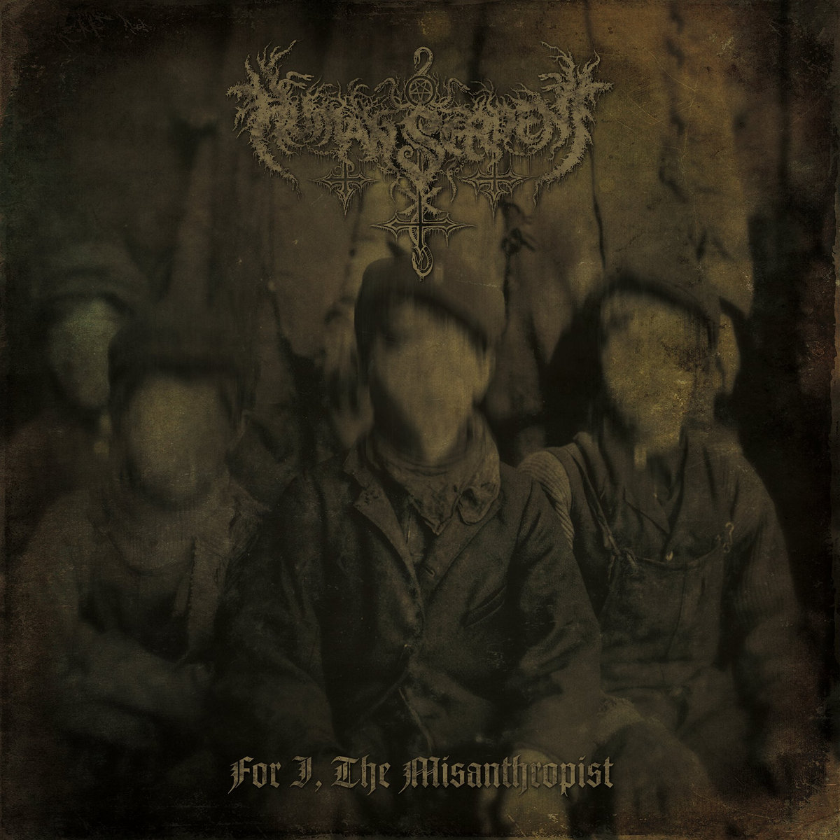 Human Serpent - For I, The Misanthropist  (Digipak)