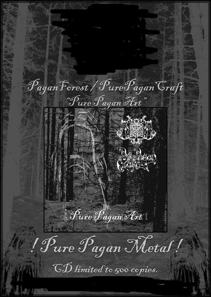 Pagan Forest / Pure Pagan Craft - Pure Pagan Art