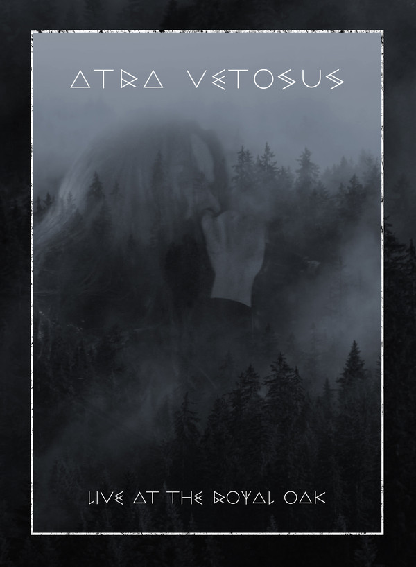 Atra Vetosus - Live at the royal Oak  (A5 Digi-CD+DVD)