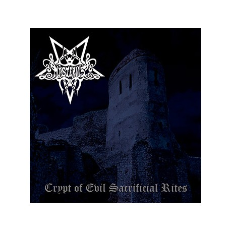 Mysteriis - Crypt of Evil Sacrificial Rites  (Lim.100)