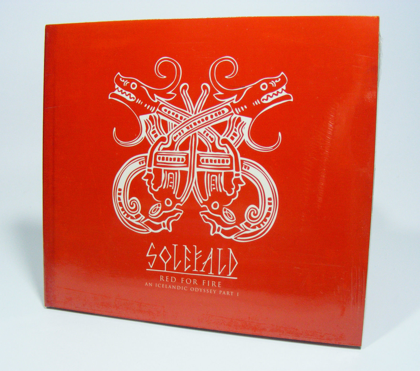 Solefald - Red For Fire   (Digipak)
