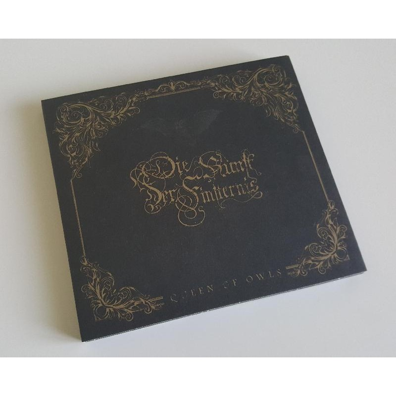 DIE KUNST DER FINSTERNIS - Queen of Owls  (Digipak)