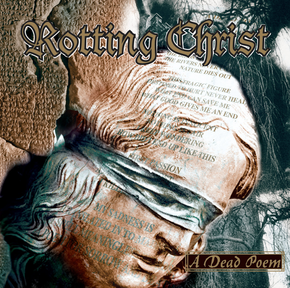 Rotting Christ - A Dead Poem (Slipcase+Bonustracks)