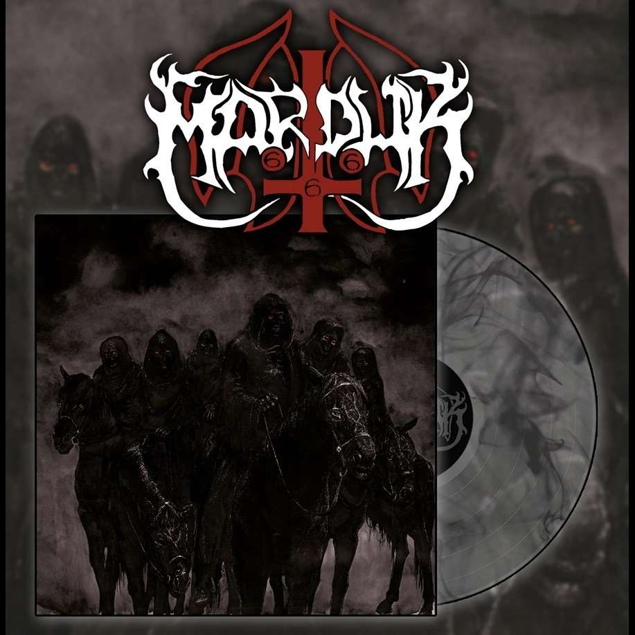 MARDUK - Those of the Unlight  (Black Galaxy Vinyl )