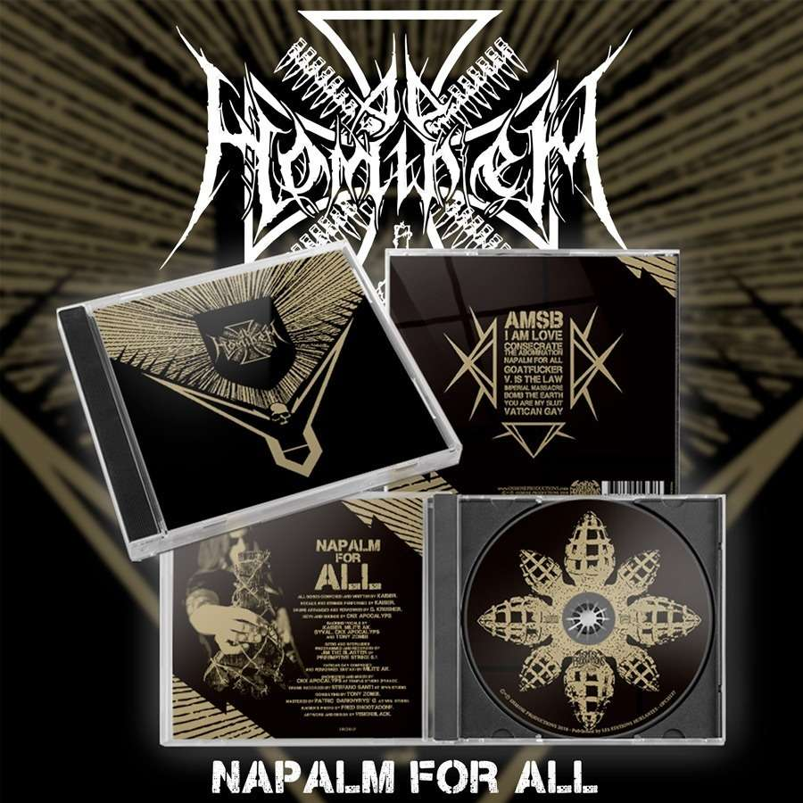 AD HOMINEM - Napalm for All