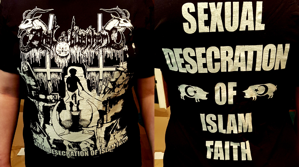 Anal Blasphemy - Sexual Desecration of Islam Failth