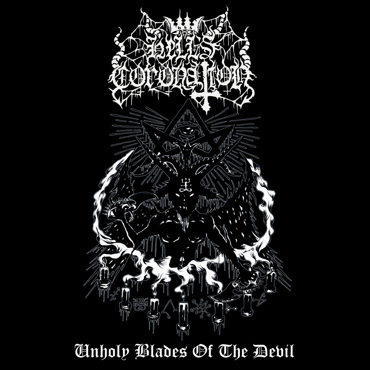 Hell's Coronation - Unholy Blades Of The Devil
