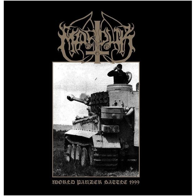 Marduk - Morbid Panzer Battle  (Digipak)