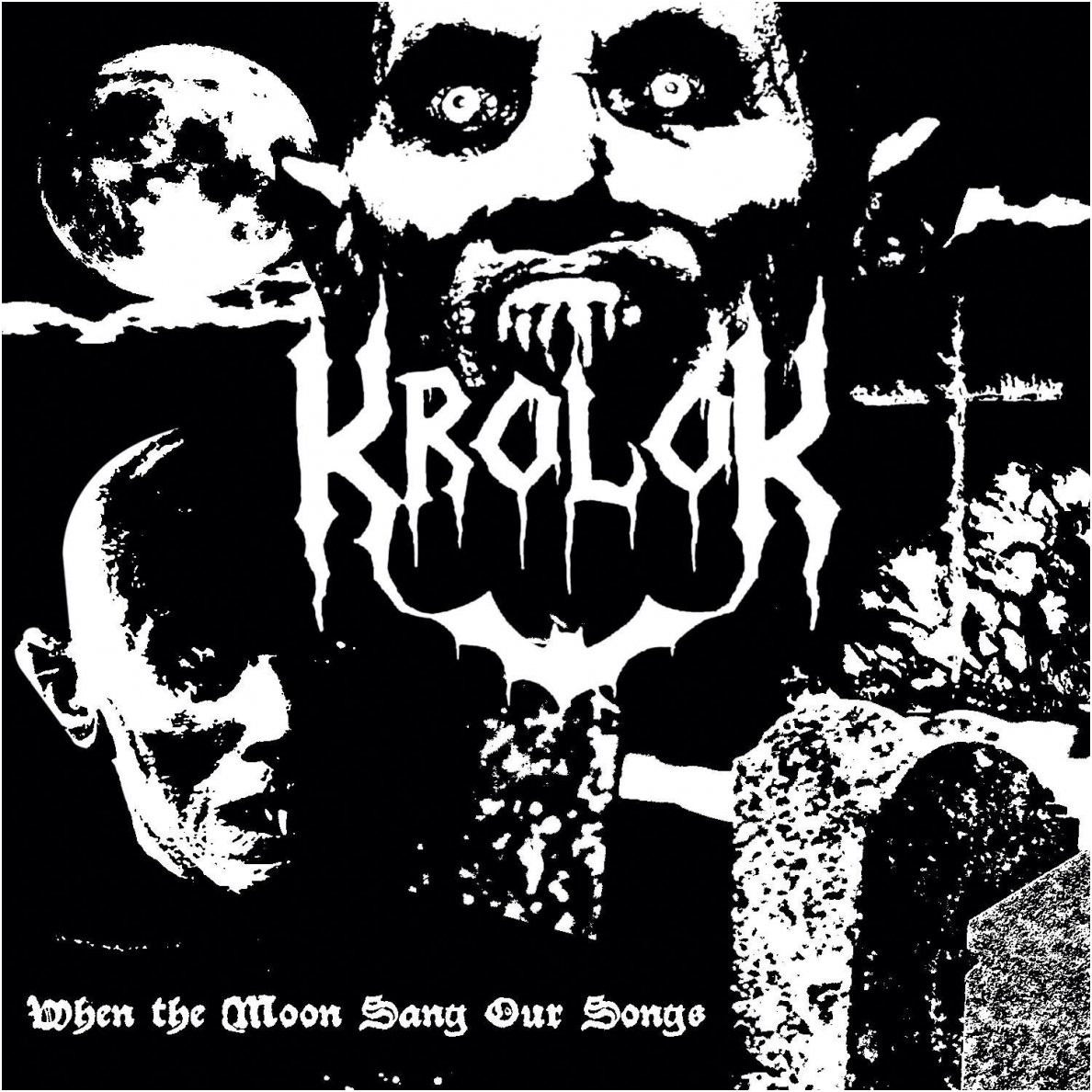 Krolok - When the Moon Sang Our Songs  (Digipak)