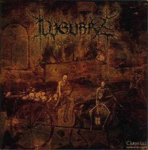 Lugubre - Chaoskult (hymns of destruction)
