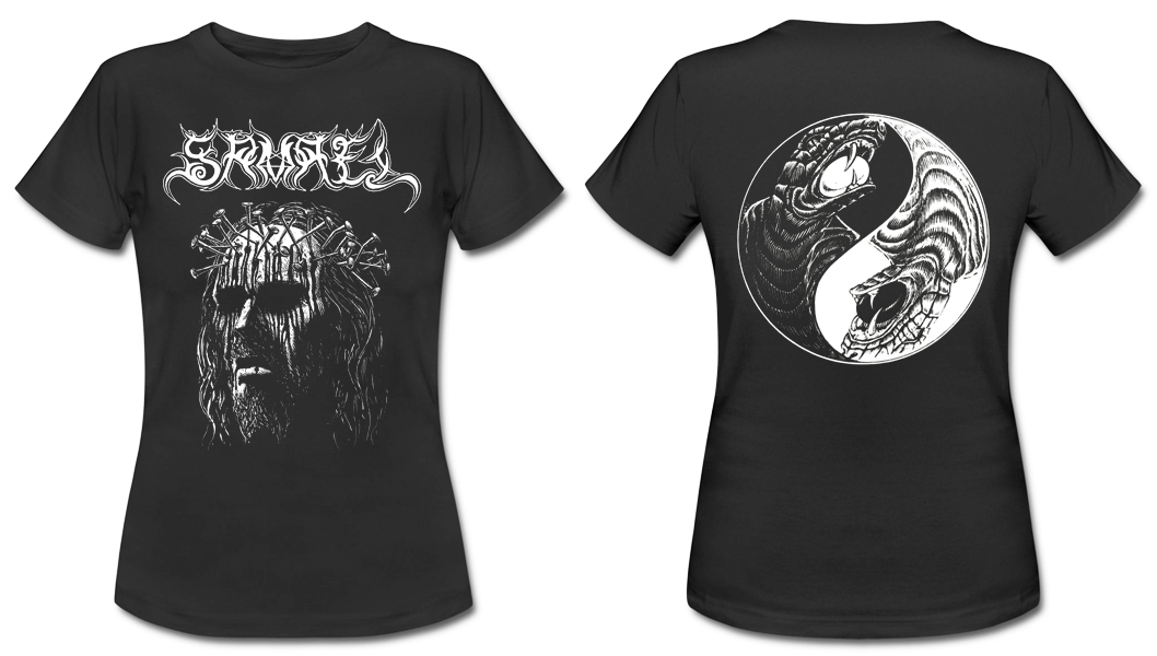 Samael - Ceremony of Opposites  (Girlie shirt)