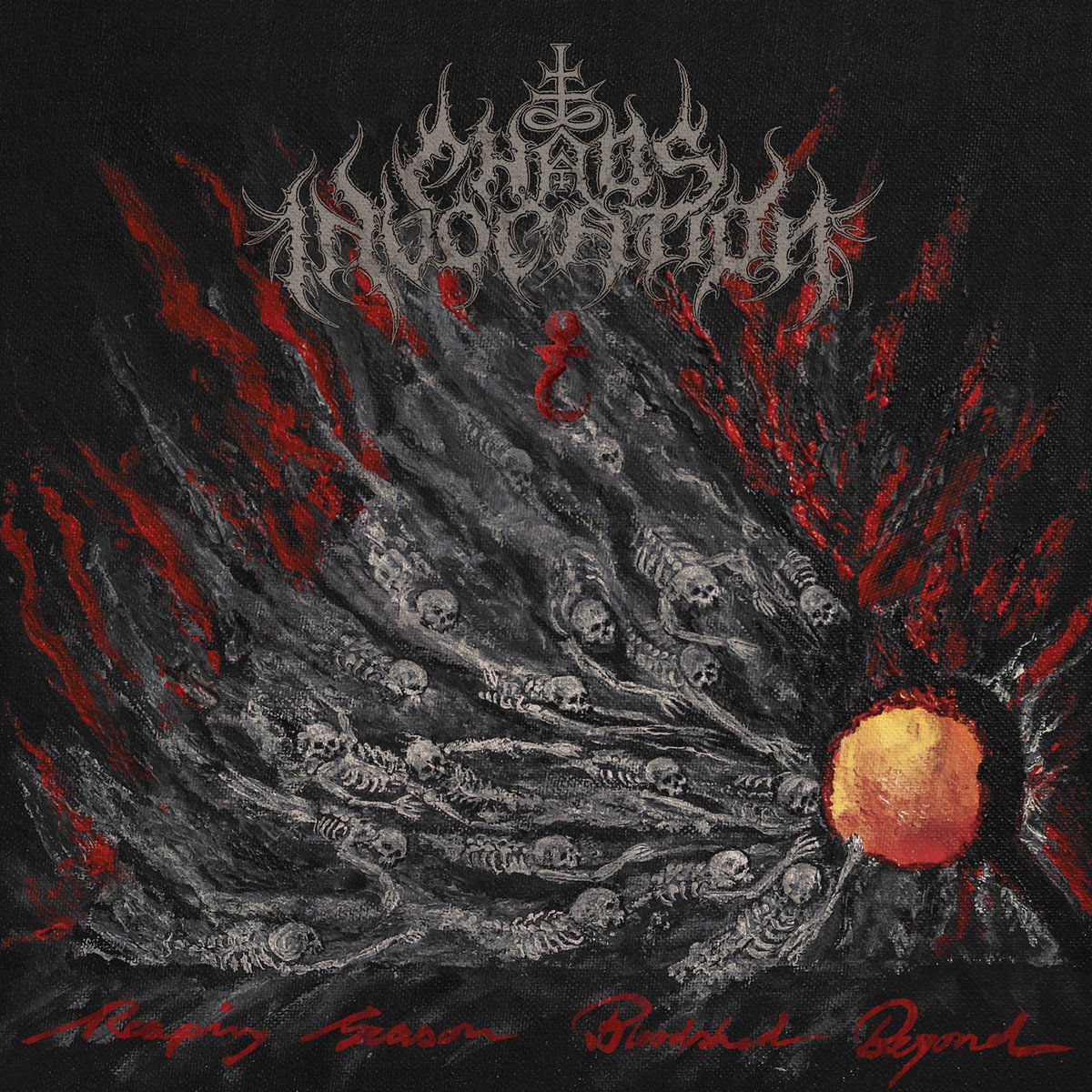 Chaos Invocation - Reaping Season, Bloodshed Beyond  (Digipak)