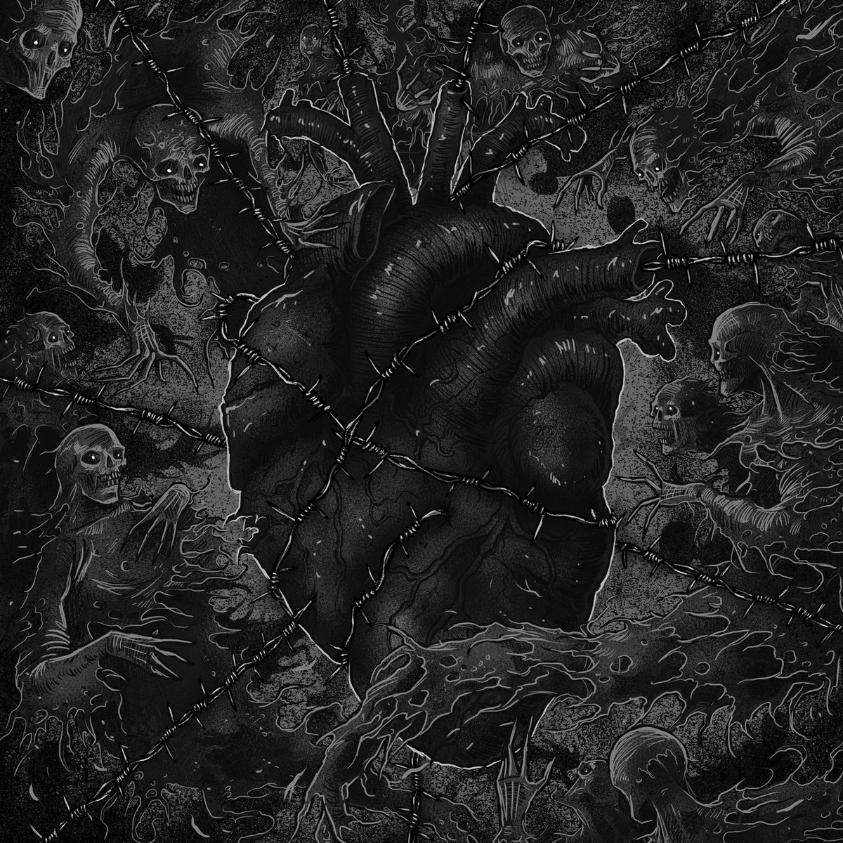 Horna / Pure - Split