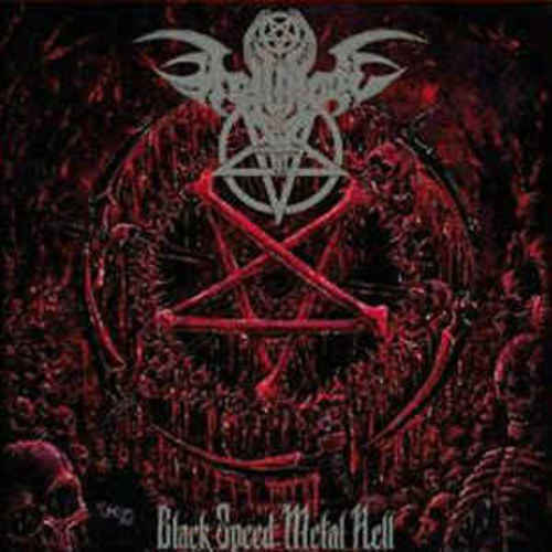 Hellblood - Black Speed Metal Hell