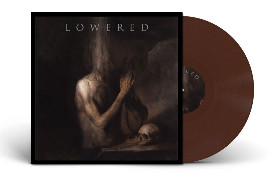 LOWERED - s/t (opaque Brown vinyl,Lim. 75 !!)