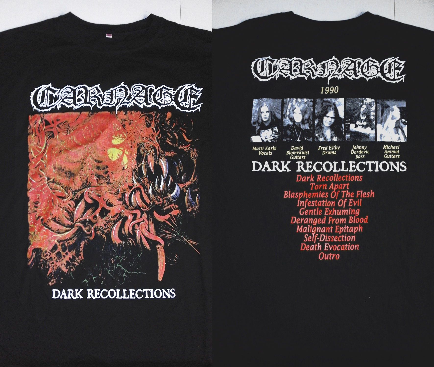 Carnage - Dark Recollections