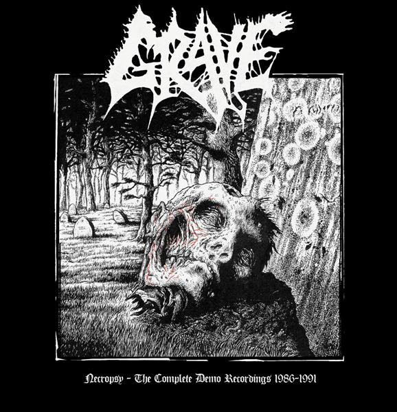 Grave - Necropsy (the complete demo recordings 86-91),  Double-CD