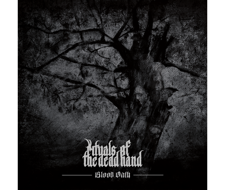 RITUALS OF THE DEAD HAND - BLOOD OATH   (Digipak)