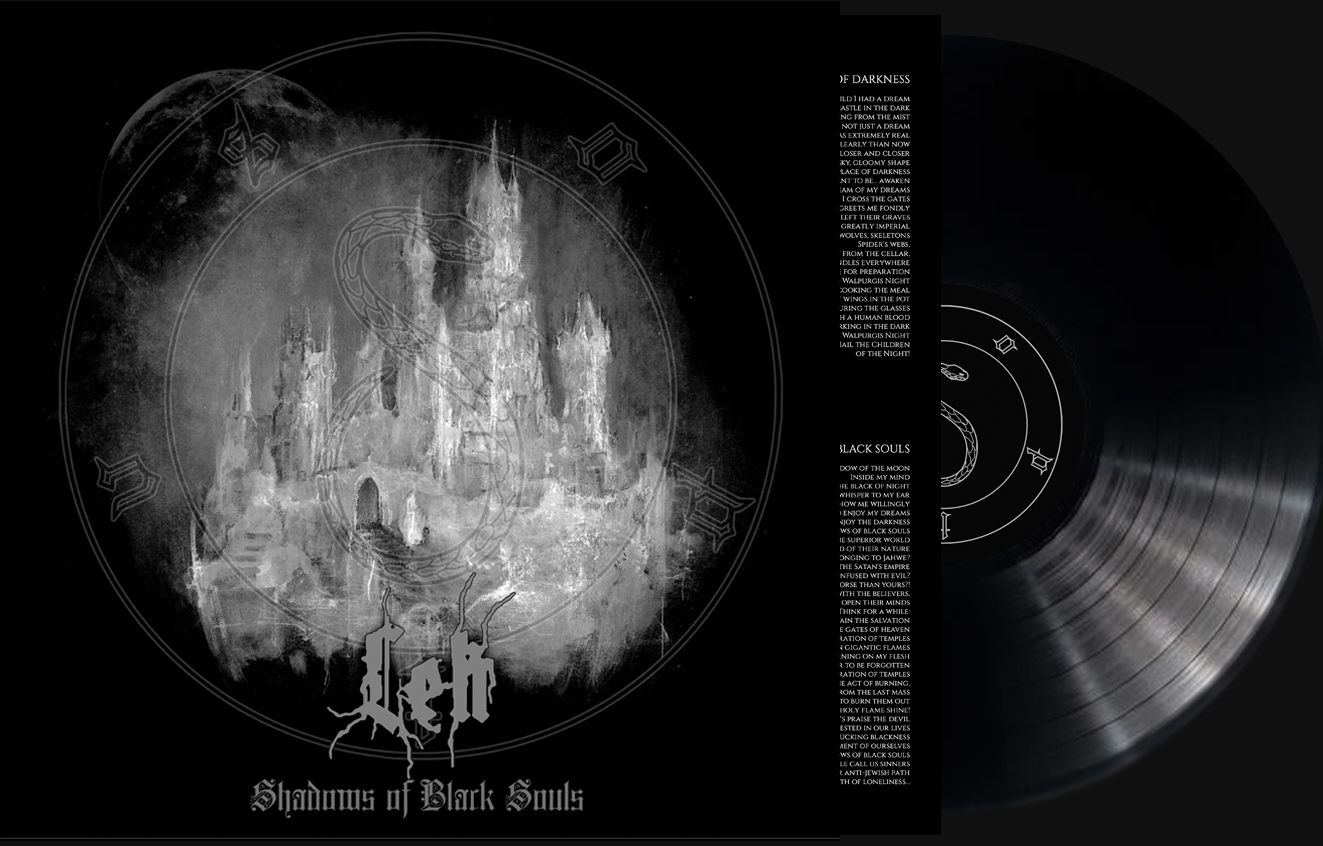 LEK - Shadows of Black Souls  (Lim.200)