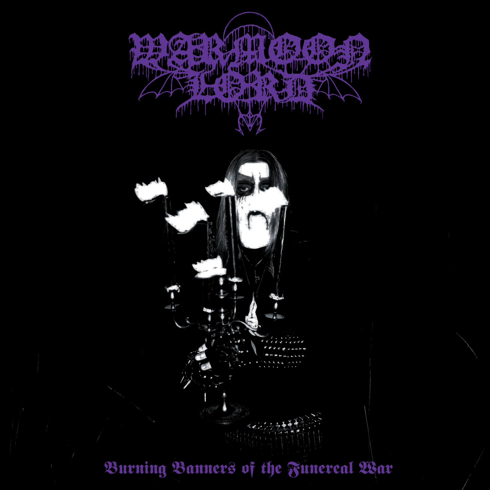 WARMOON LORD - Burning Banners of the Funereal War (Digipack)