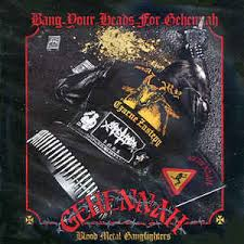 "V/A - Bang Your Heads For Gehennah – Blood Metal Gangfighters"" (Compilation Tribute To Gehennah)"