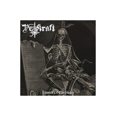 Pestkraft - Litanies of the Plague  (Digipack)