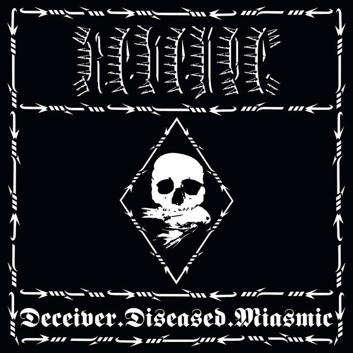 Revenge - Deceiver​.​Diseased​.​Miasmic  (Digipack)
