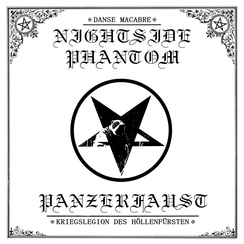 Panzerfaust/Nightsidephantom Split (Lim.50)