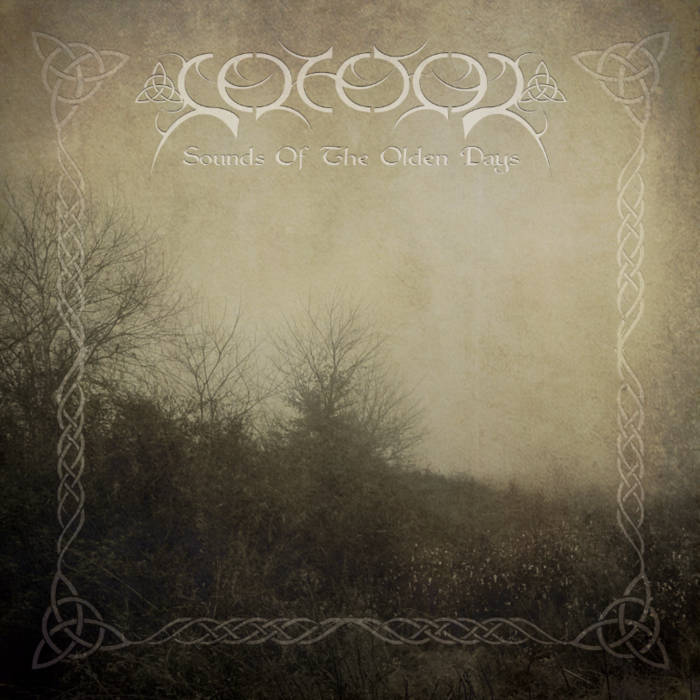 Celtefog - Sounds Of The Olden Days (Digipack)