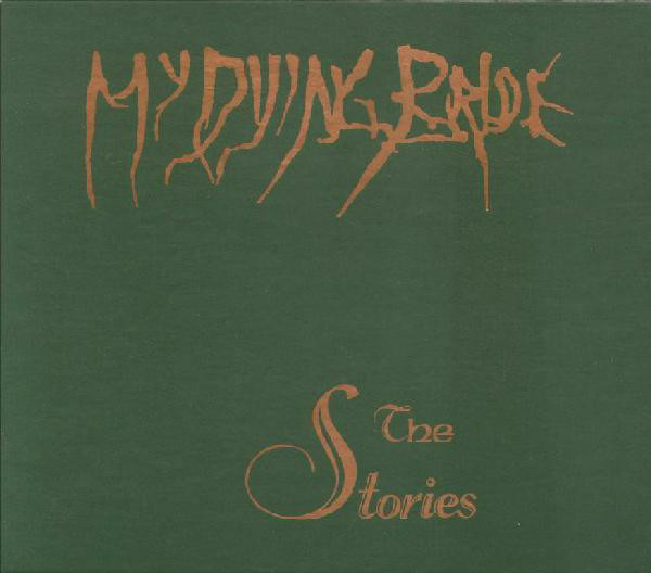 My Dying Bride – The Stories  (3x CD Boxset)