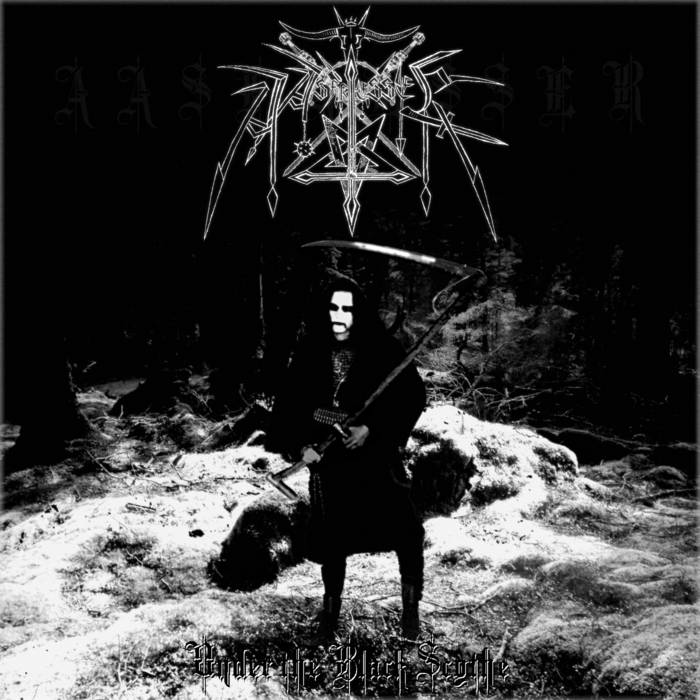 Aasfresser - Under the Black Scythe