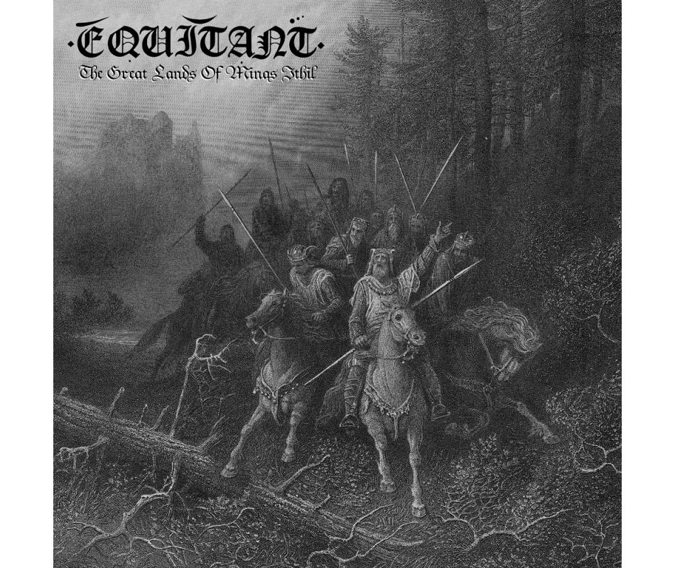 EQUITANT - The Great Lands of Minas Ithil – Demo II 1994