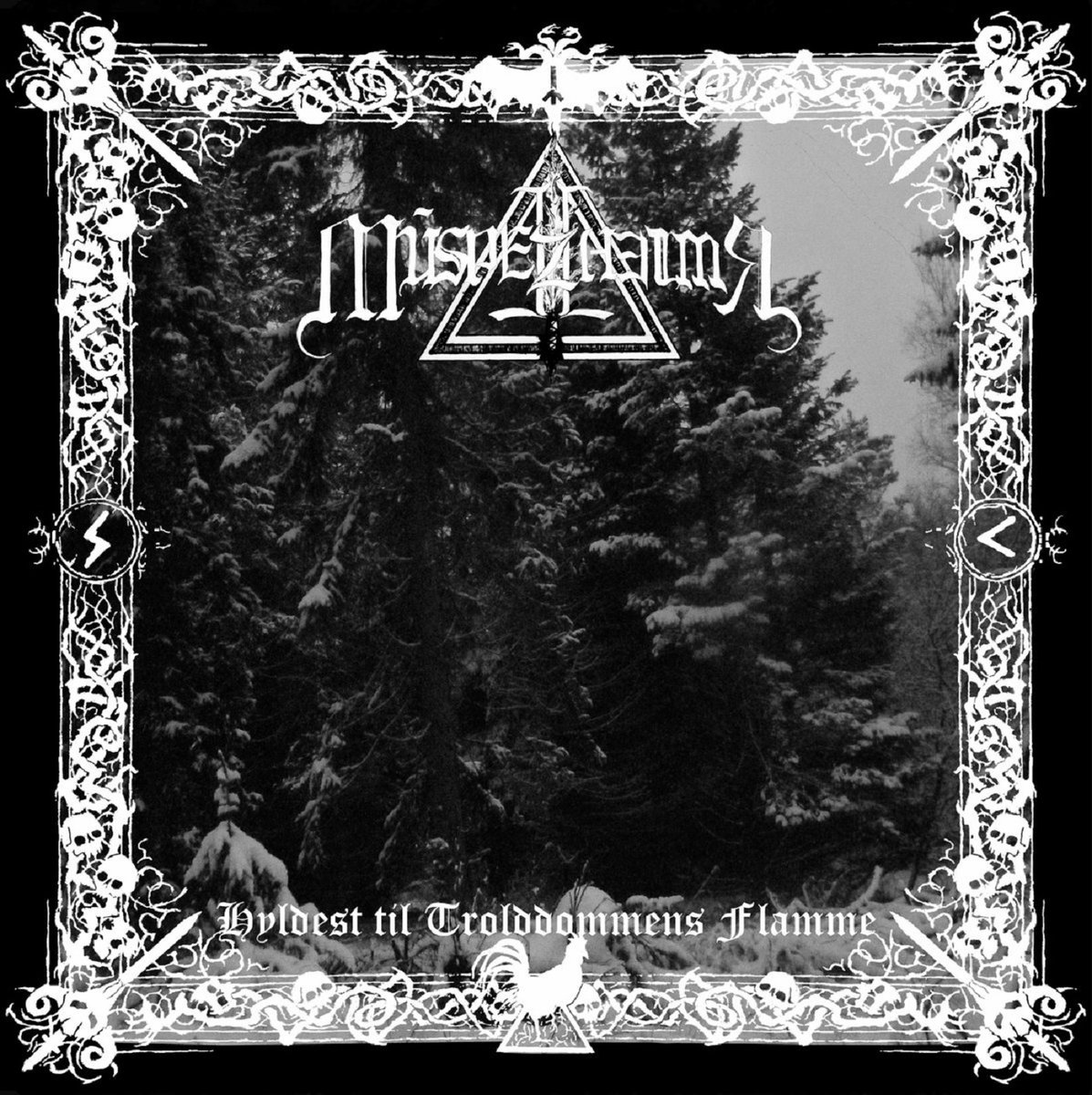 MÚSPELLZHEIMR - Hyldest til Trolddommens Flamme / Demo Compilation (Double CD)