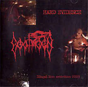 Goatmoon – Hard Evidence - Illegal Live Activities 2009  (Digipack)