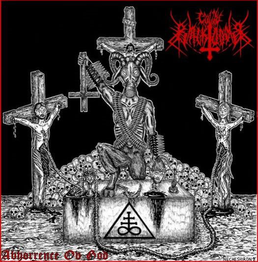 Cult ov Black Blood – Abhorrence ov God