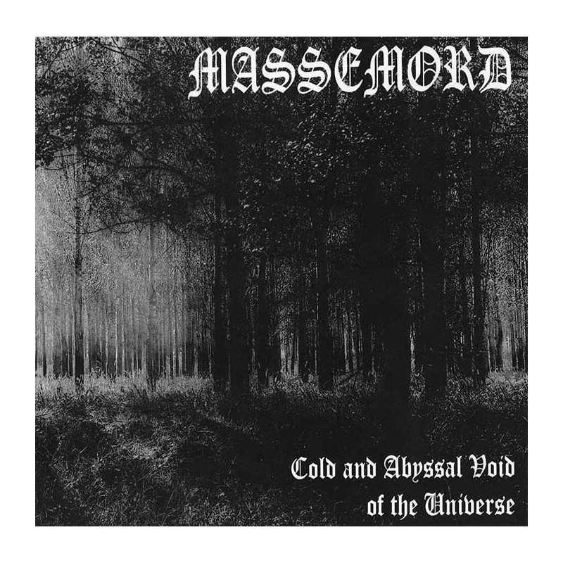 MASSEMORD - COLD AND ABYSSAL VOID OF THE UNIVERSE