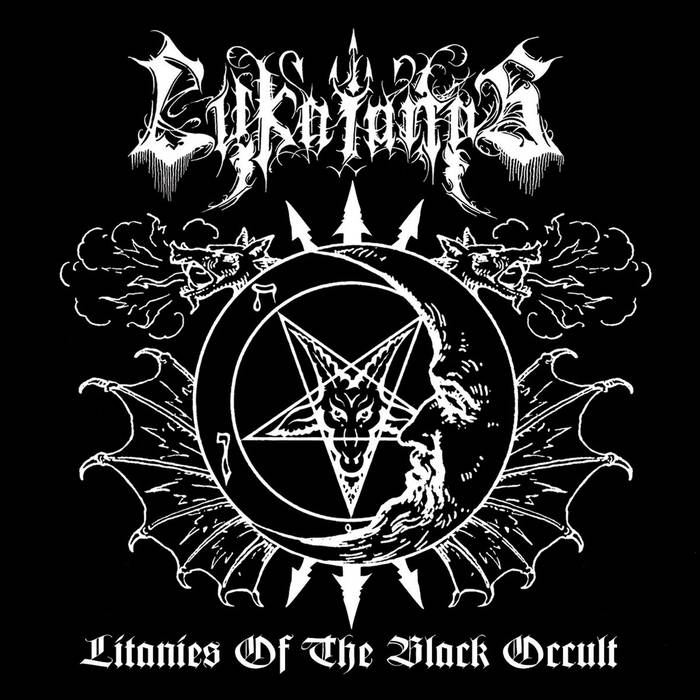 LYKAIONAS - Litanies Of The Black Occult