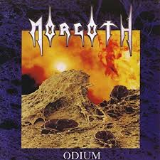 Morgoth - Odium  (Red Vinyl)