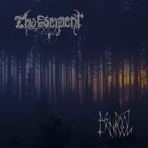 Thy Serpent / Ash Pool - Split