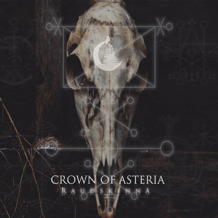 CROWN OF ASTERIA - Rauðskinna  (Digipack)
