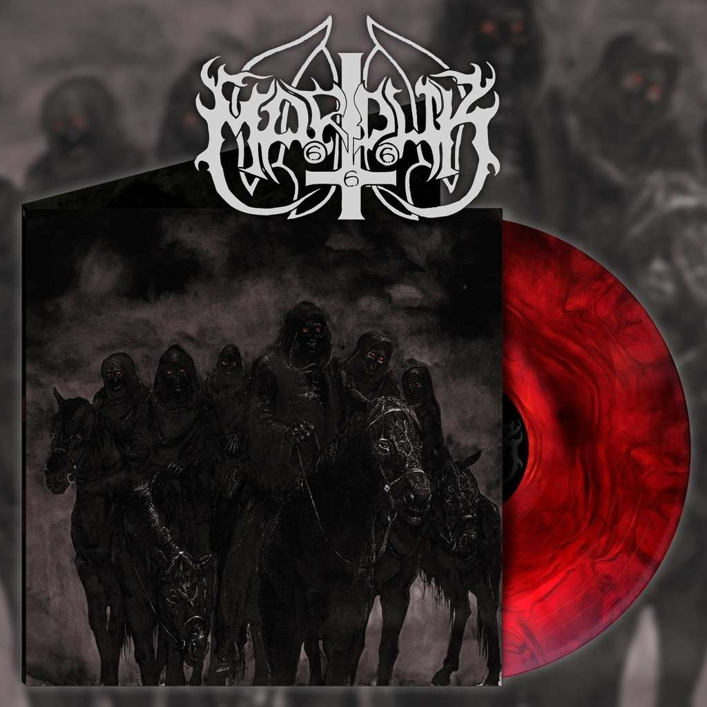 MARDUK - Those Of The Unlight (Red Galaxy Vinyl)
